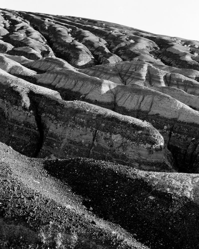 Film photo taken by Mike Basher at the Badlands National Park