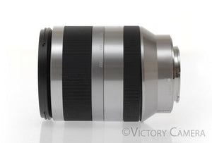 Sony SEL 18-200mm f3.5-6.3 OSS IS Lens (SEL18200LE) Broken As-Is (9910-1)