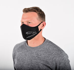 Men's Face Mask with Logo