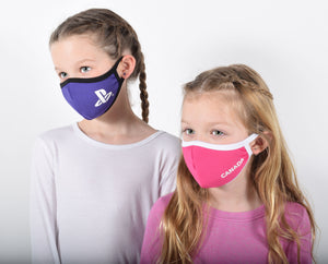 Kids Face Masks with Sleeve for Filter Of Your Choice Such as N95