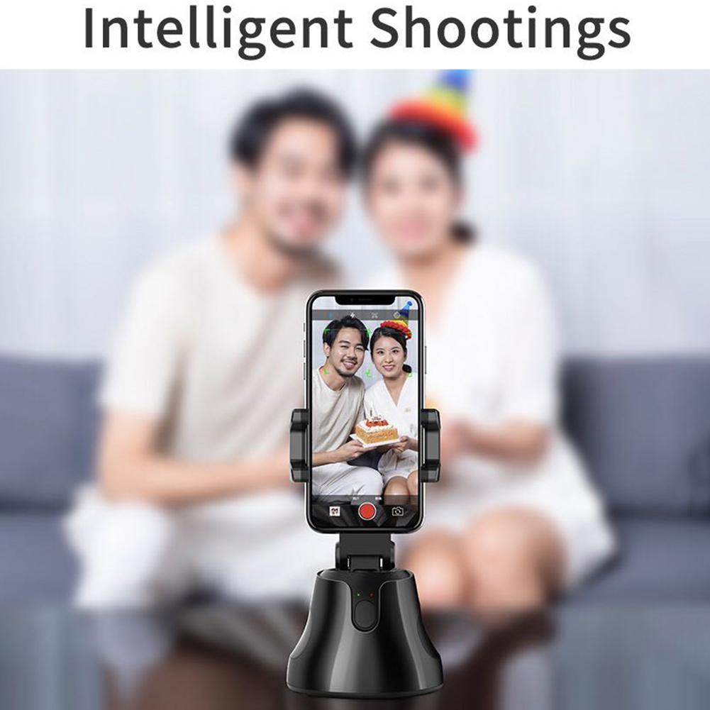 360° Auto-Tracking Phone Holder - Shop Mongo