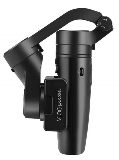 Vlog Pocket 3-Axis Handheld Gimbal Stabilizer - Shop Mongo