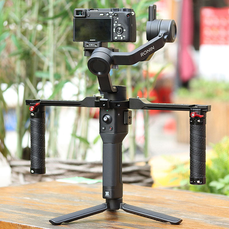Dual Handheld Camera Stabilizer - Shop Mongo