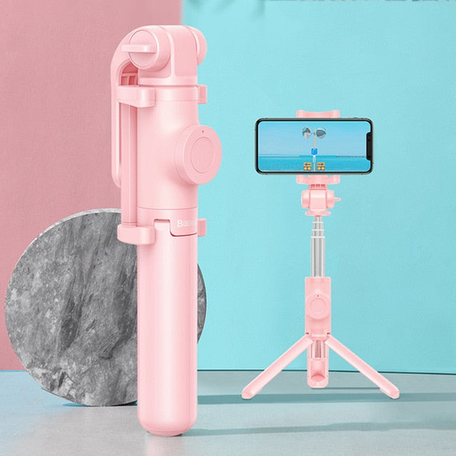 Bluetooth Selfie Stick Tripod - Shop Mongo