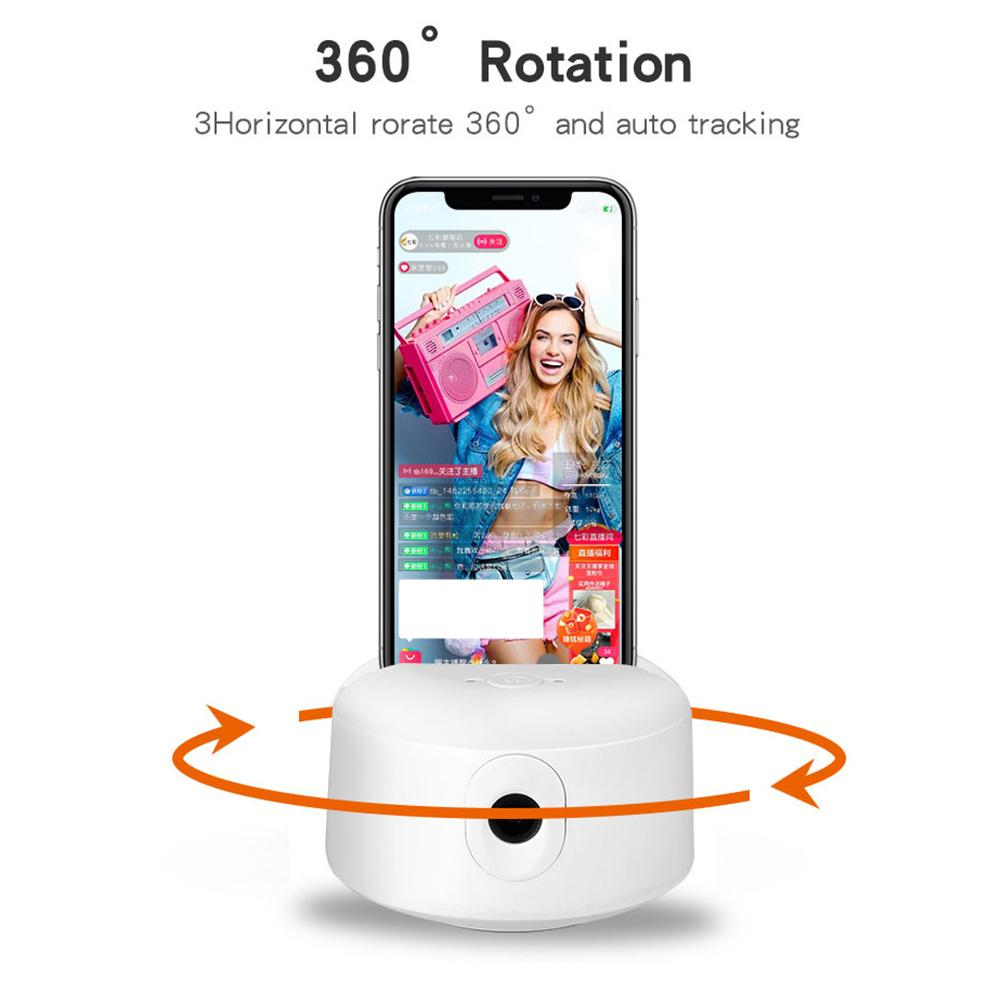 360 ° Face Recognition Smart Tracking Phone Holder - Shop Mongo