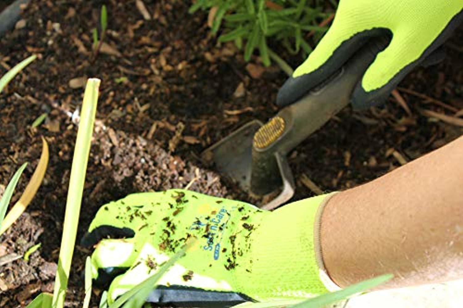 Own wishes Gardening Tools - Falcon Gloves and Pruners