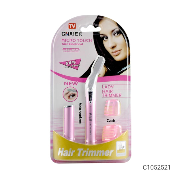 OW3 Micro Touch Lady Hair Trimmer