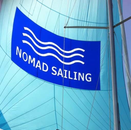 Hear us on Nomad Sailing's podcast!