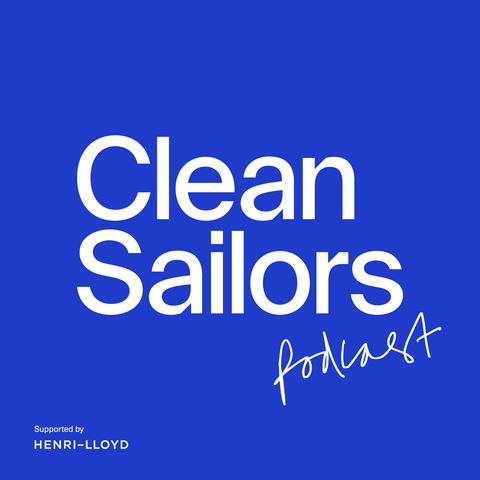 Clean Sailors podcast supported by Henri-Lloyd