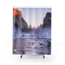 Load image into Gallery viewer, ⛰️ El Capitan Yosemite Shower Curtains - Kinky'z Collectionz