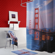 Load image into Gallery viewer, 🌁 Golden Gate Bridge Bathroom Bundle- Save 25% - Kinky'z Collectionz