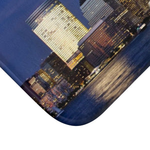 🗽 New York City Skyline Bath Mat - Kinky'z Collectionz
