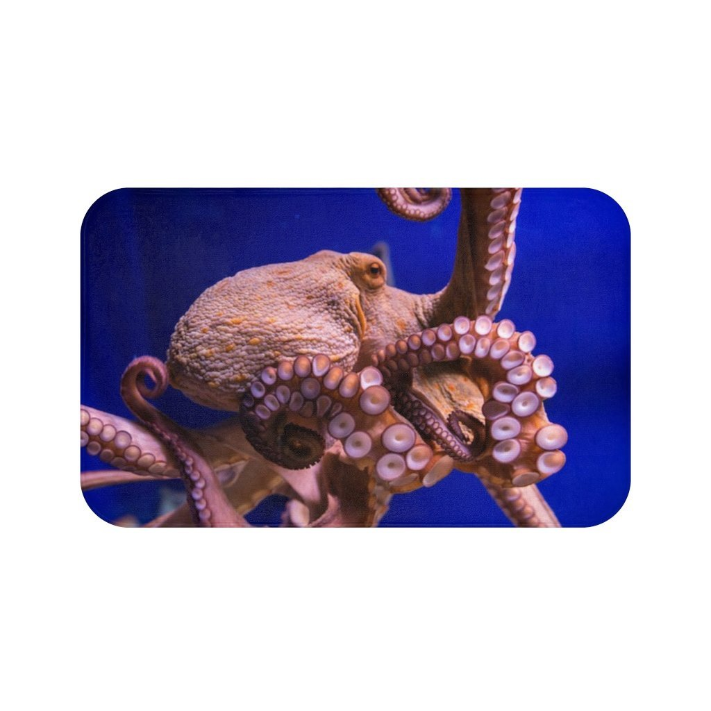 🐙 Octopus Bath Mat - Kinky'z Collectionz