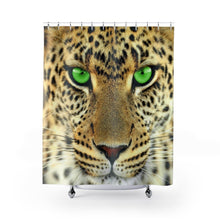 Load image into Gallery viewer, Tiger Shower Curtains - Kinky'z Collectionz
