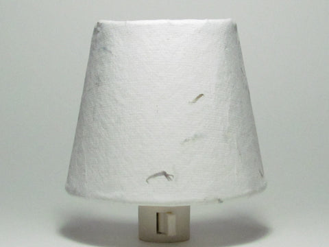 White Paper Night Light