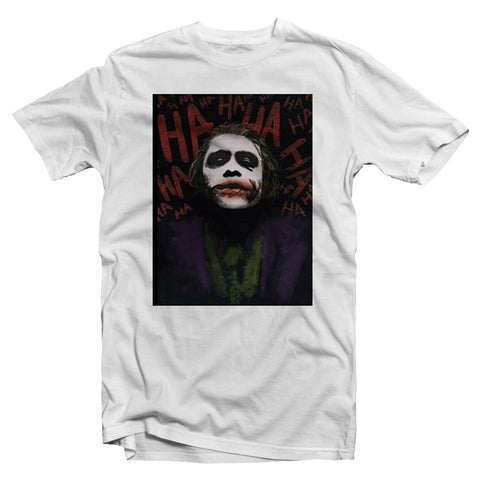 tee shirt joker dark knight