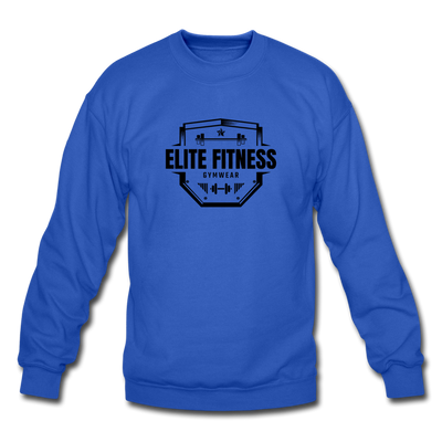 Women's Elite Fitness Sweatshirt - royal blue