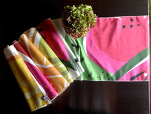Load image into Gallery viewer, Watermelon table runner with Tutti Frutti collection