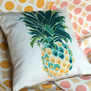 Little Pocket Pineapple Pillow