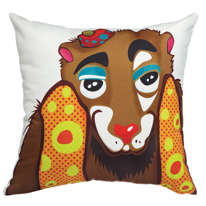 Party Bear - Cushion Cover