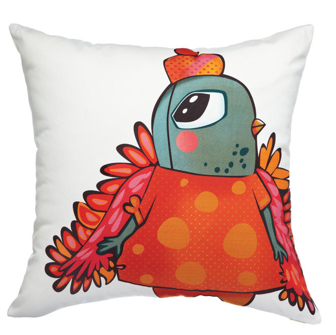 Party Bird - Cushion Cover