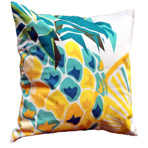 Pineapple Decorative Pillow Front