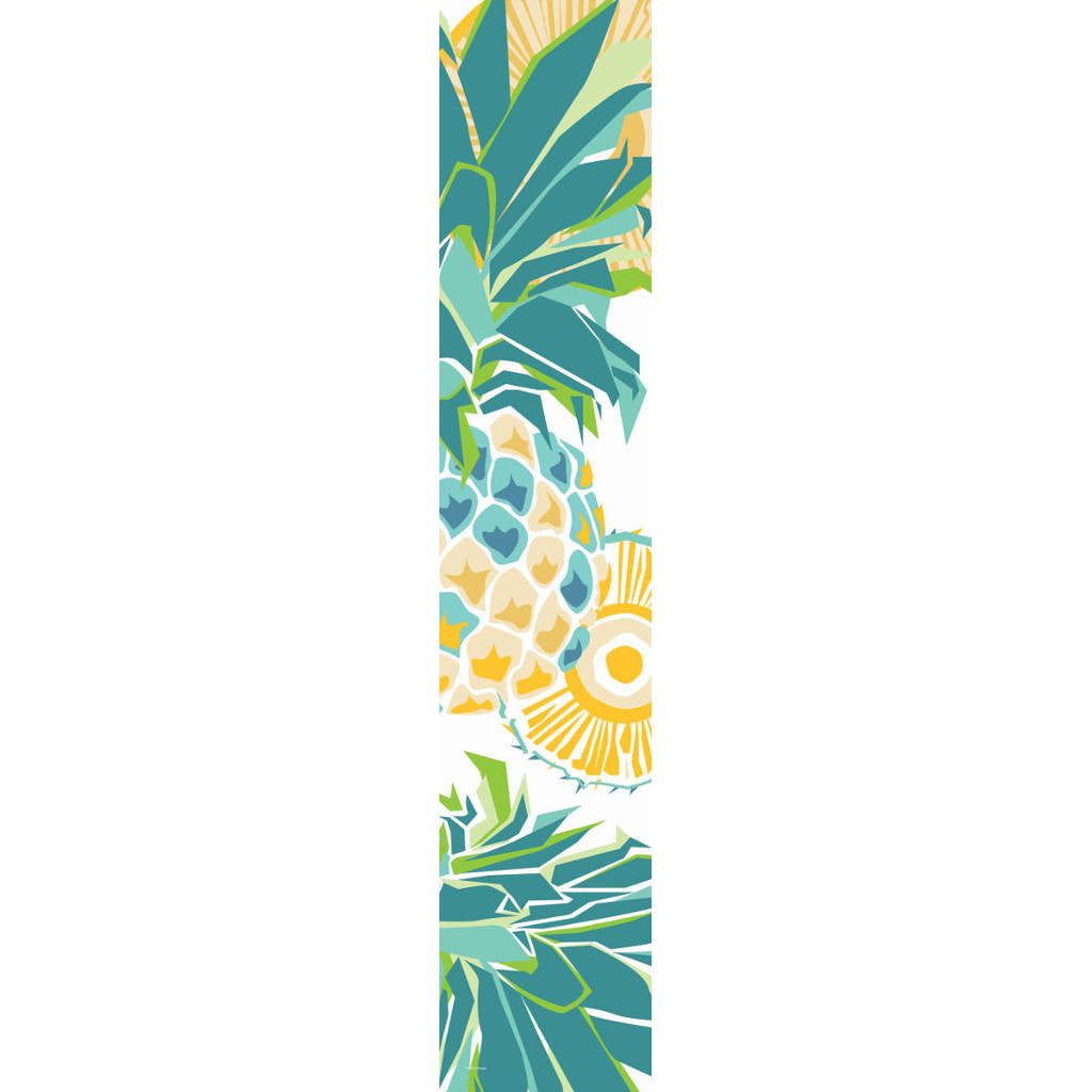 Pineapple Table Runner full design