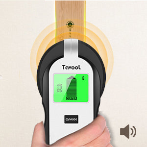How to use the Tavool Stud Finder?
