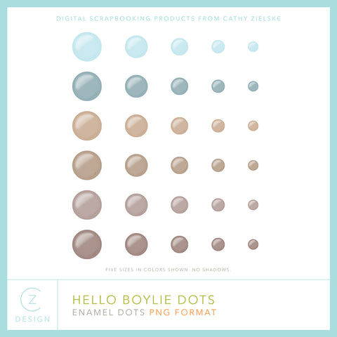 Hello Boylie Dots
