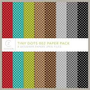 Tiny Dots 002 Paper Pack