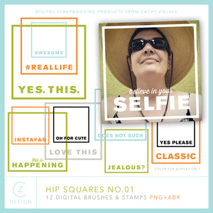 Hip Squares 01 Overlays