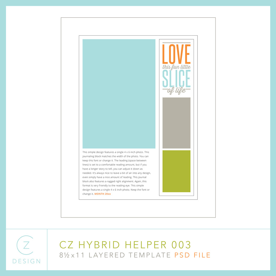 Hybrid Helper Template 003