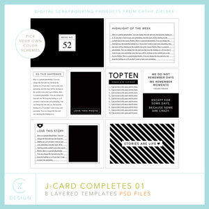 J-Card Completes 01