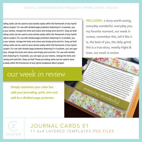 Journal Cards 01