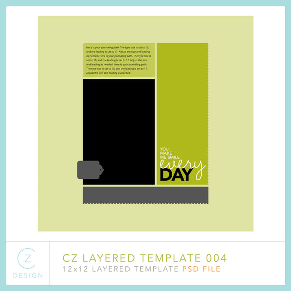 CZ Layered Template 004
