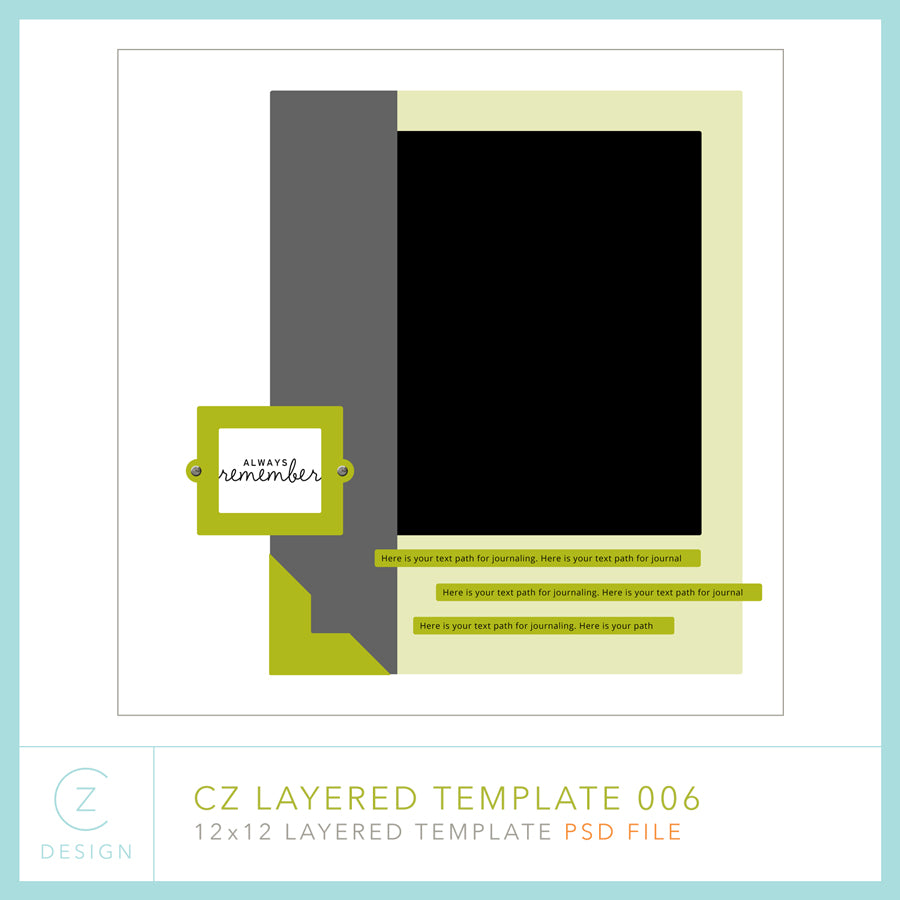 CZ Layered Template 006