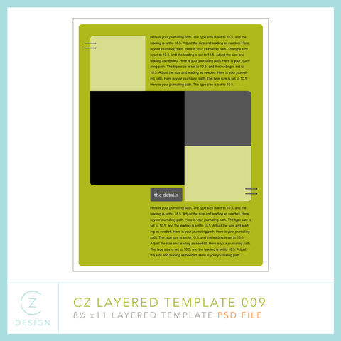 CZ Layered Template 009