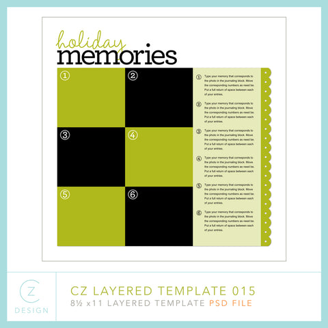 CZ Layered Template 015