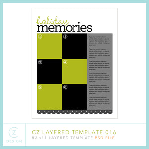 CZ Layered Template 016