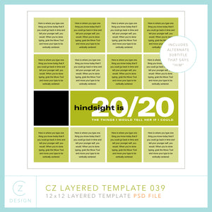CZ Layered Template 039