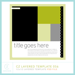 CZ Layered Template 056