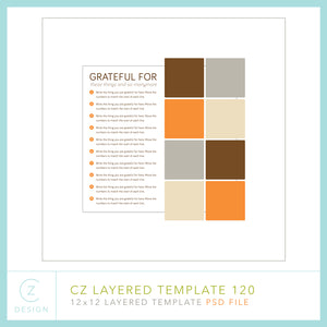 CZ Layered Template 120