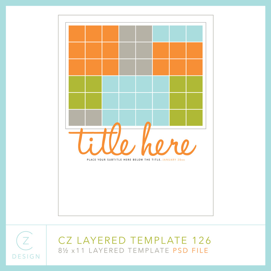 CZ Layered Template 126