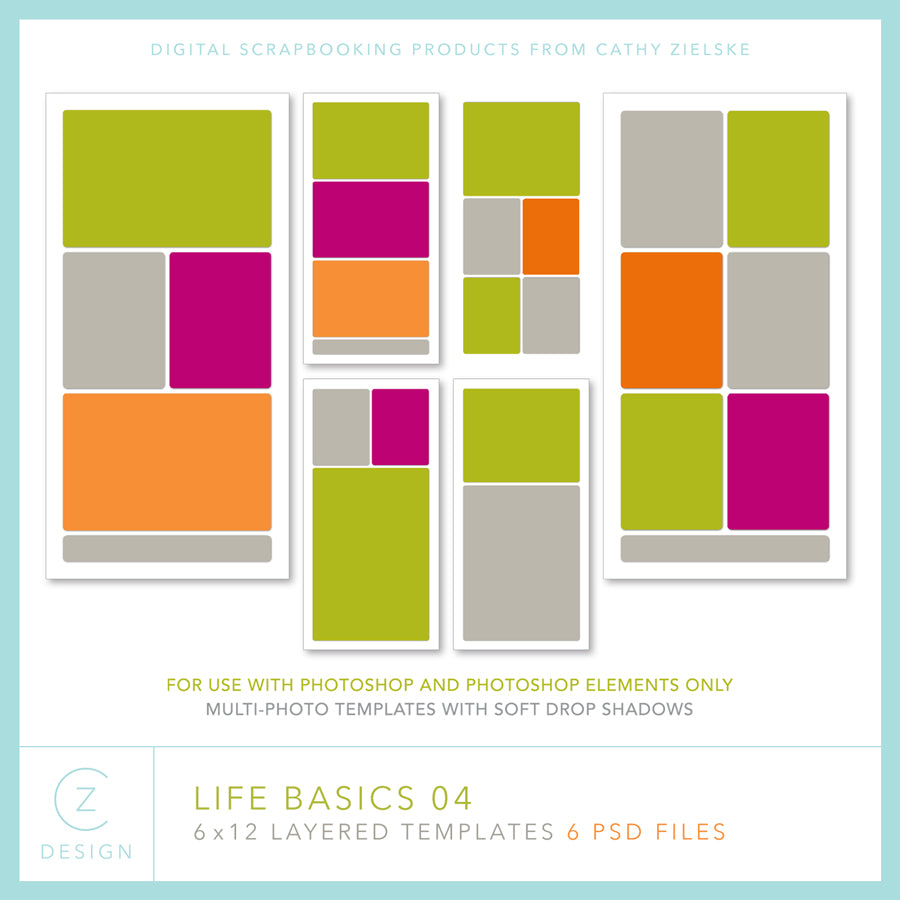 CZ Life Basics Template Set 04