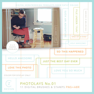 Photolays 01 Overlays