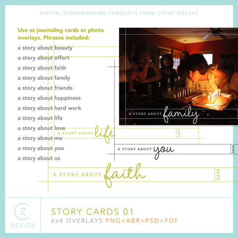 Story Cards 01