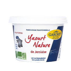 YAOURT ENTIER NATURE 500G