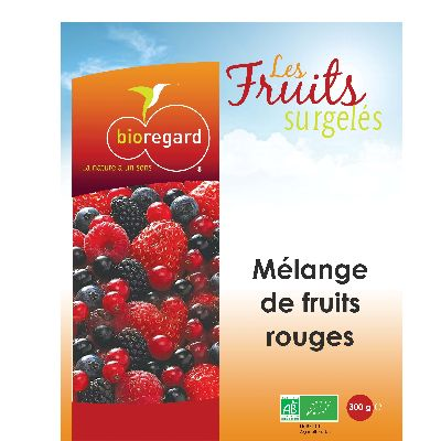 Melange De Fruitss Rouges 300G