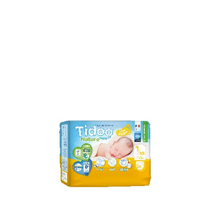 COUCHES T1 NEW BORN 2-5KG X26