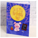 Is It My Birthday Yet? Children's Book